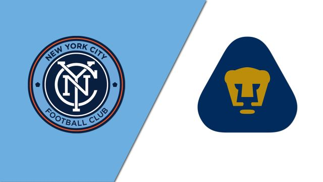 New York City FC Under-14 vs. Pumas UNAM Under-14 (Manchester City Cup)
