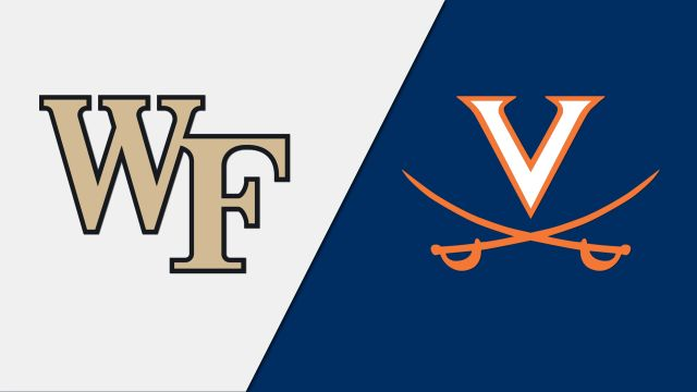 #4 Wake Forest vs. #1 Virginia (Semifinal #2) (NCAA Men's Soccer Championship)