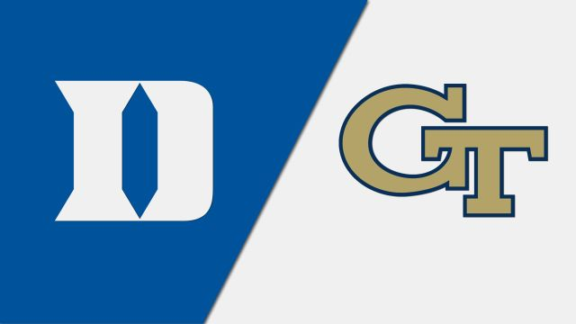 Duke vs. #8 Georgia Tech (Baseball)