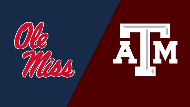 Ole Miss vs. Texas A&M (re-air)
