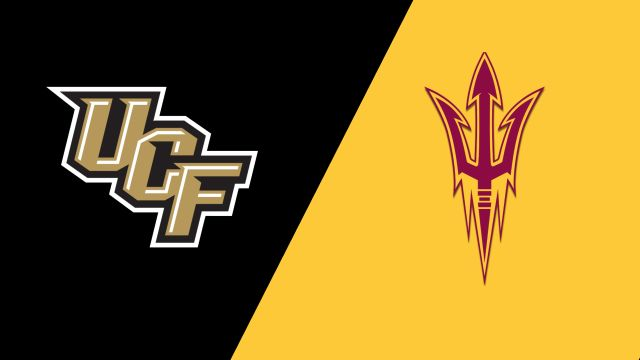 #12 UCF vs. #5 Arizona State (First Round) (NCAA Women's Basketball Championship)
