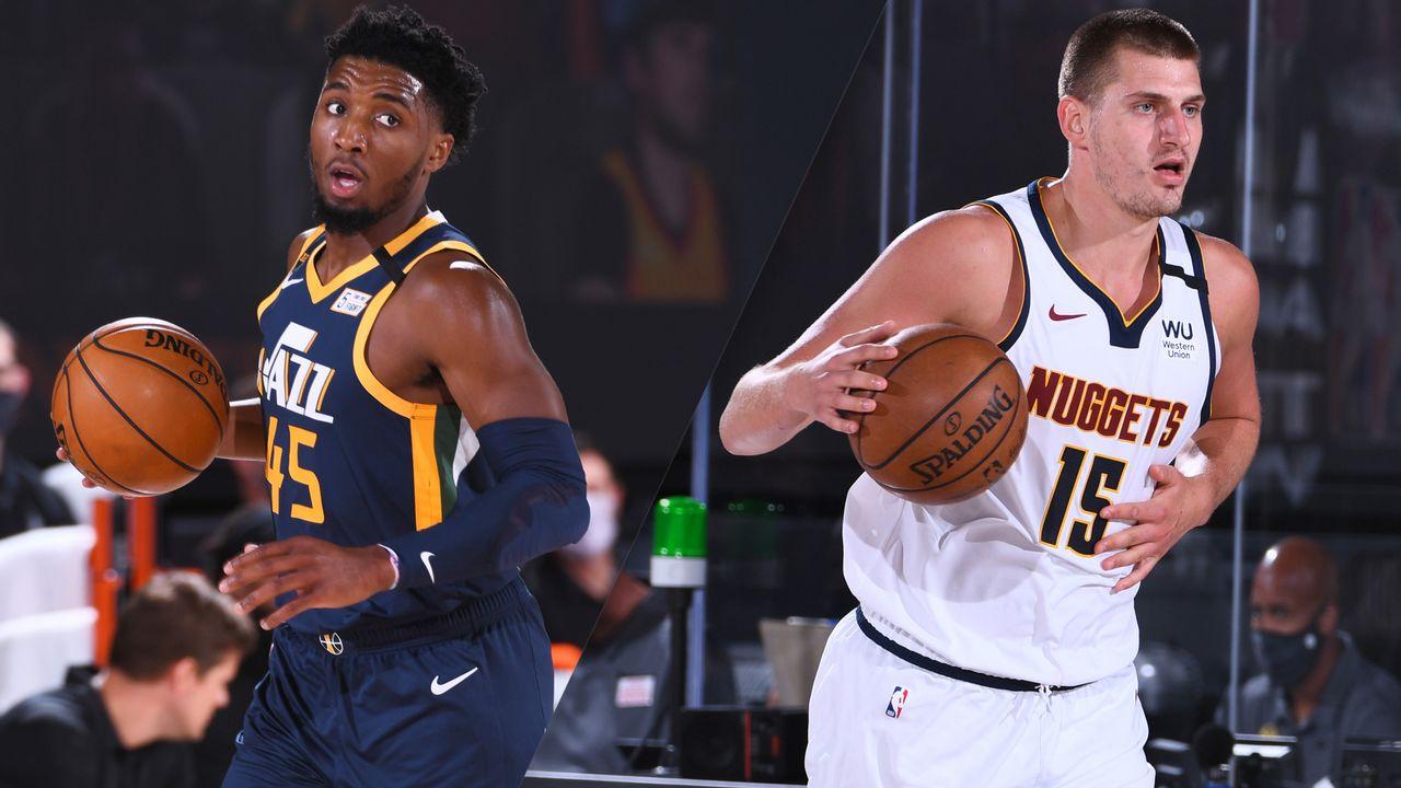 Utah Jazz vs. Denver Nuggets (First Round, Game 1)