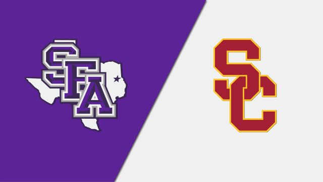 Stephen F. Austin vs. USC (First Round) (NCAA Women's Volleyball Tournament)