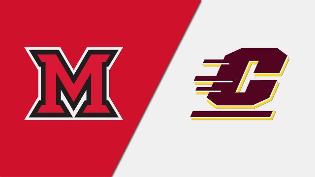 Sat, 12/7 - Miami (OH) vs. Central Michigan (Football)