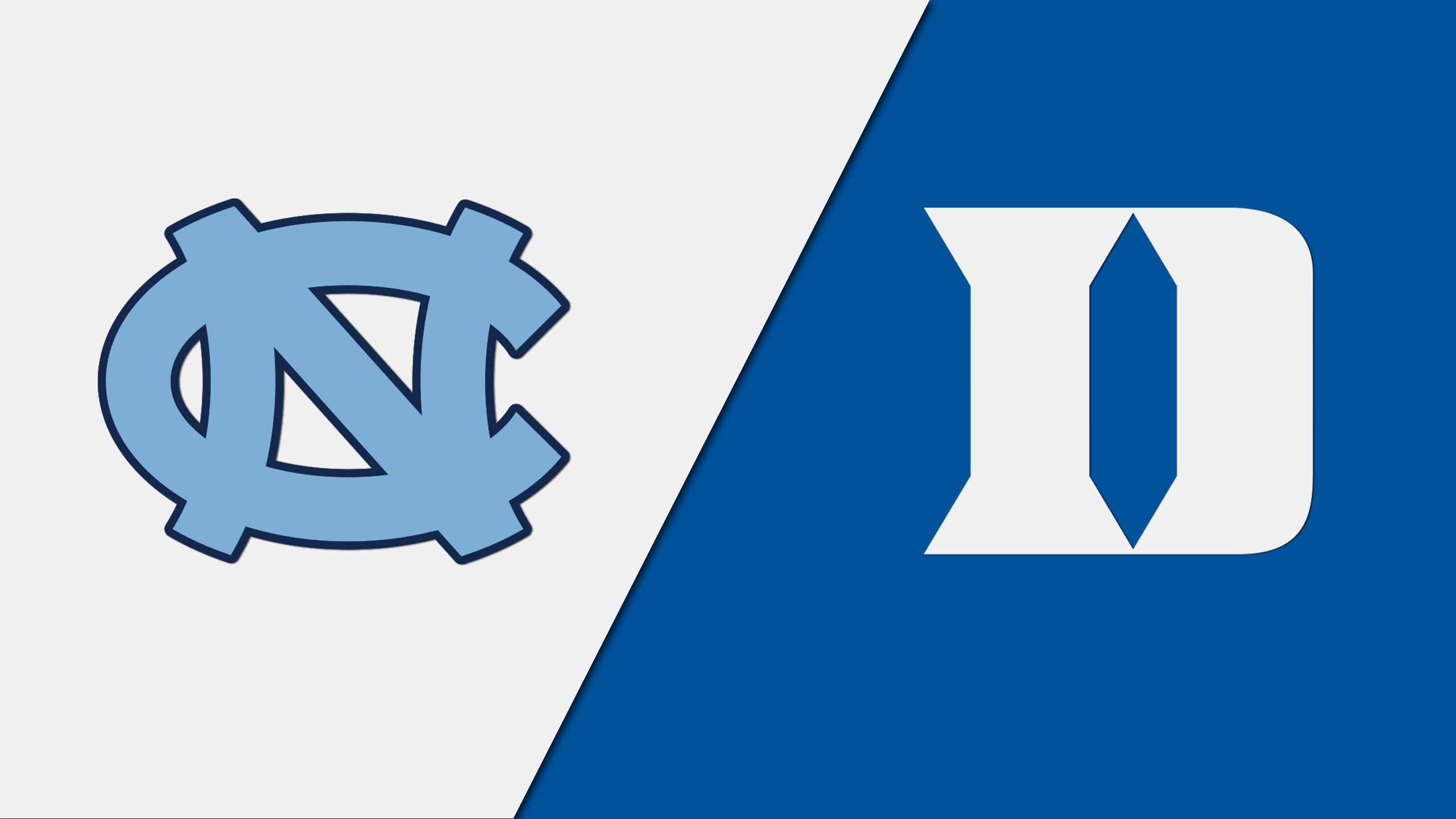 Layup Lines - #8 North Carolina vs. #1 Duke (M Basketball)