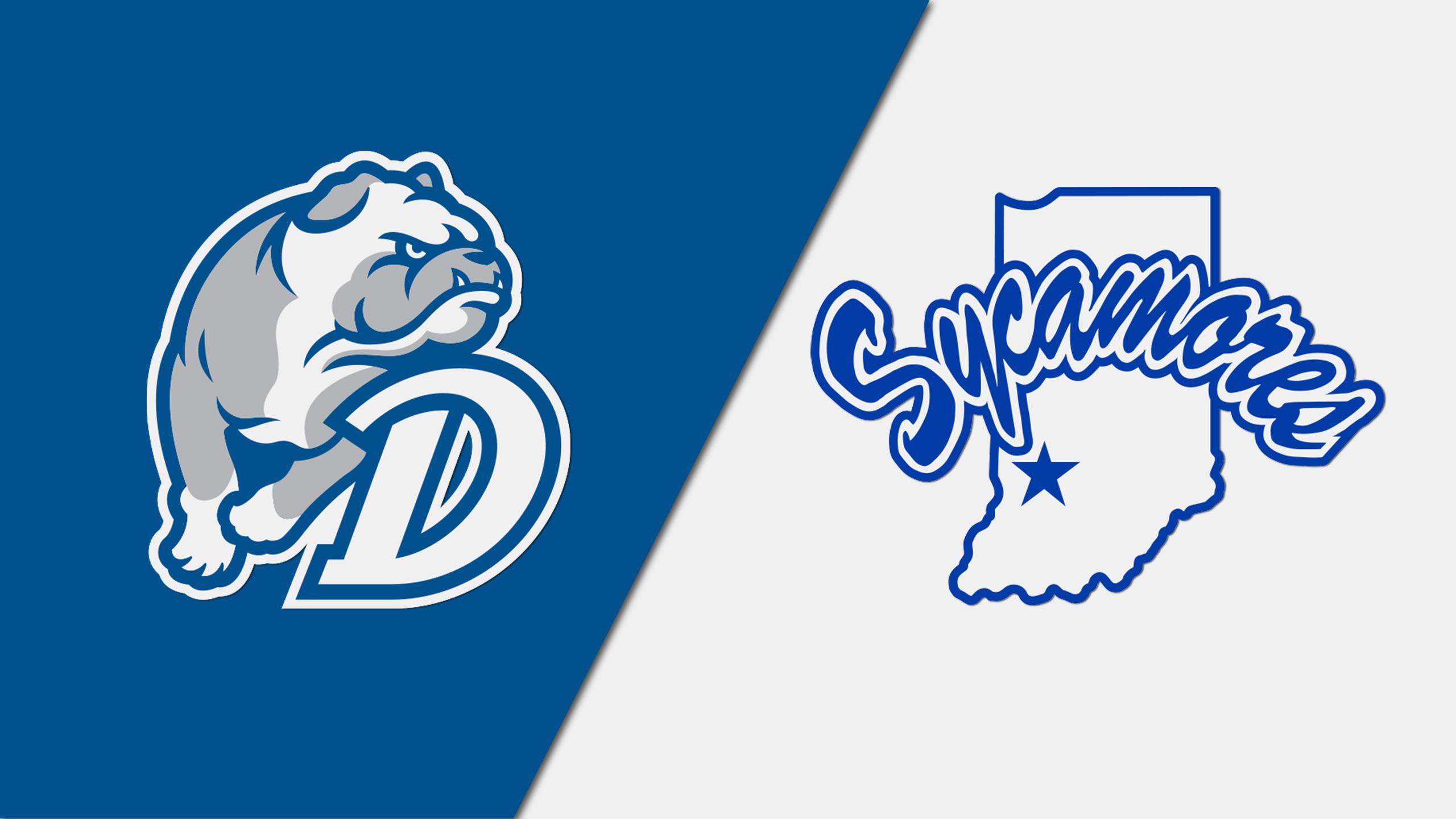 Drake vs. Indiana State (W Basketball)