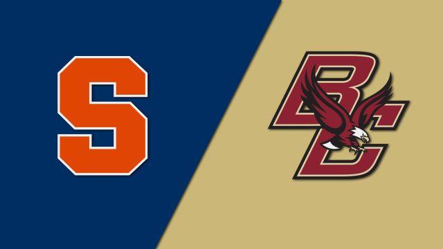 Syracuse vs. Boston College (W Soccer)