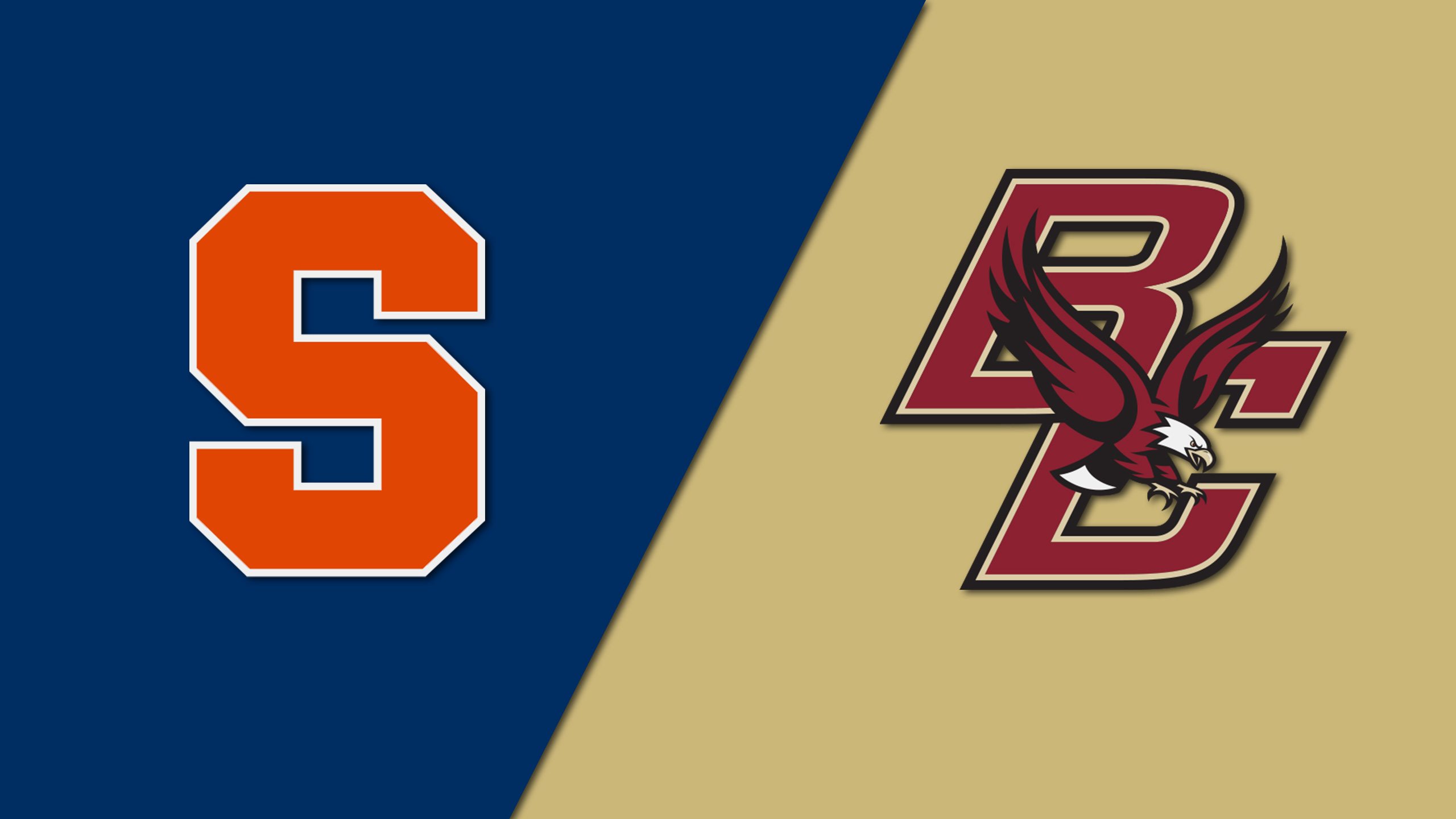 Syracuse vs. Boston College (W Soccer)
