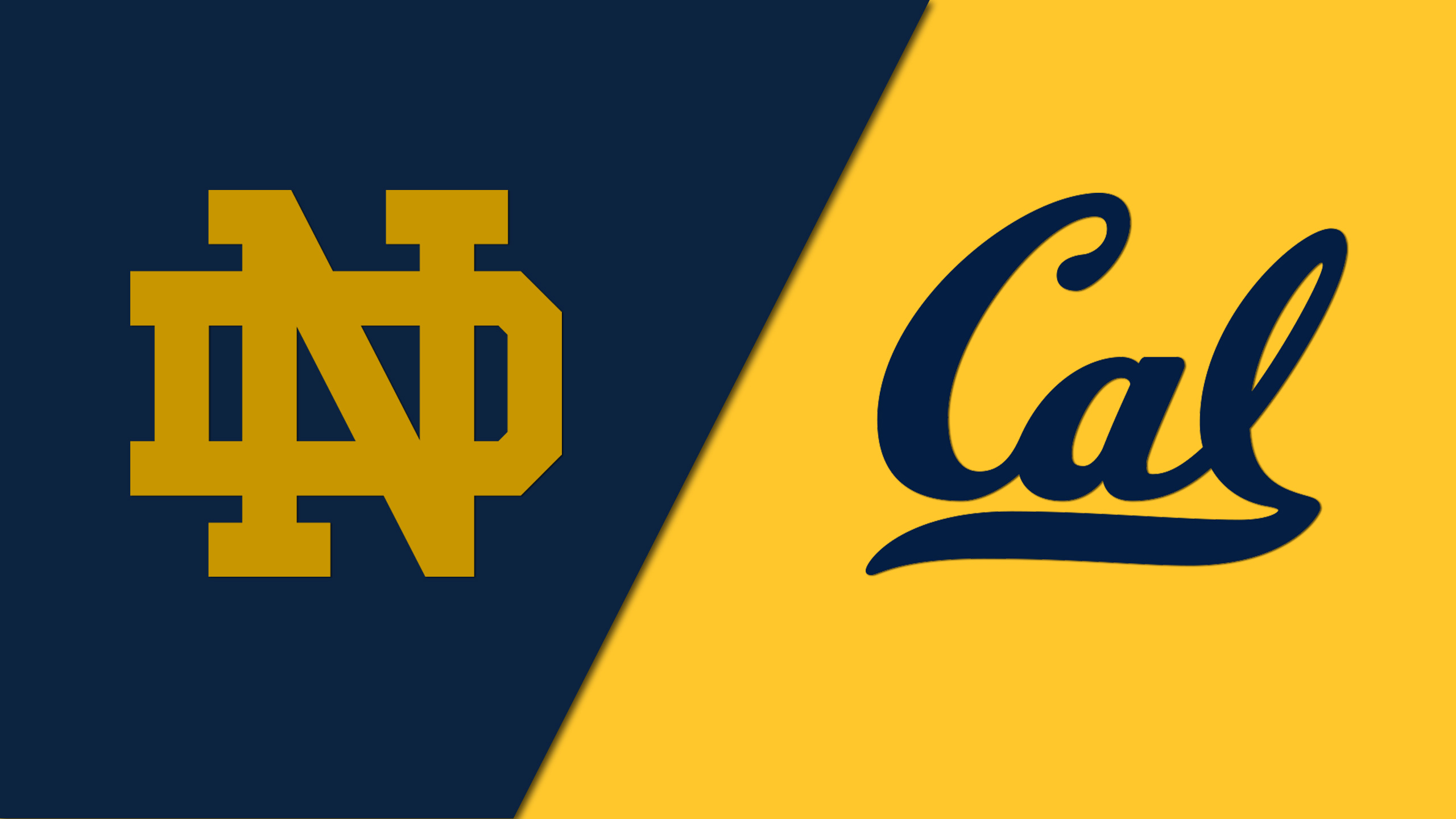 #24 Notre Dame vs. California (Softball)