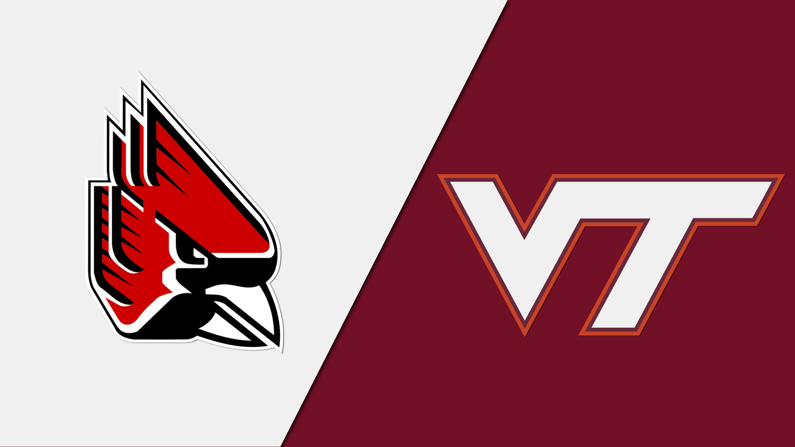 Ball State vs. #16 Virginia Tech (Quarterfinal #1) (Charleston Classic)