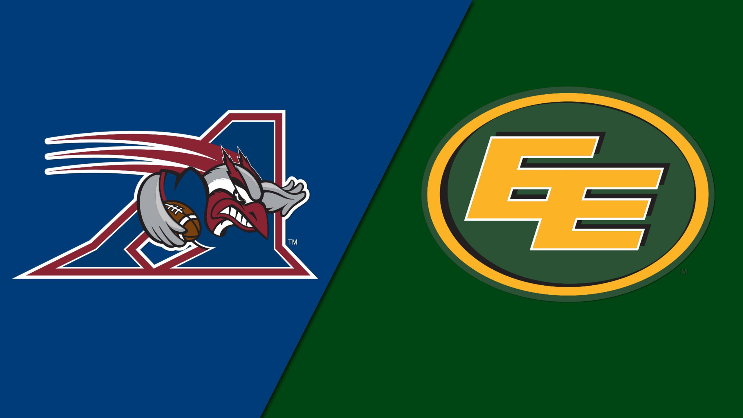 Montreal Alouettes vs. Edmonton Eskimos