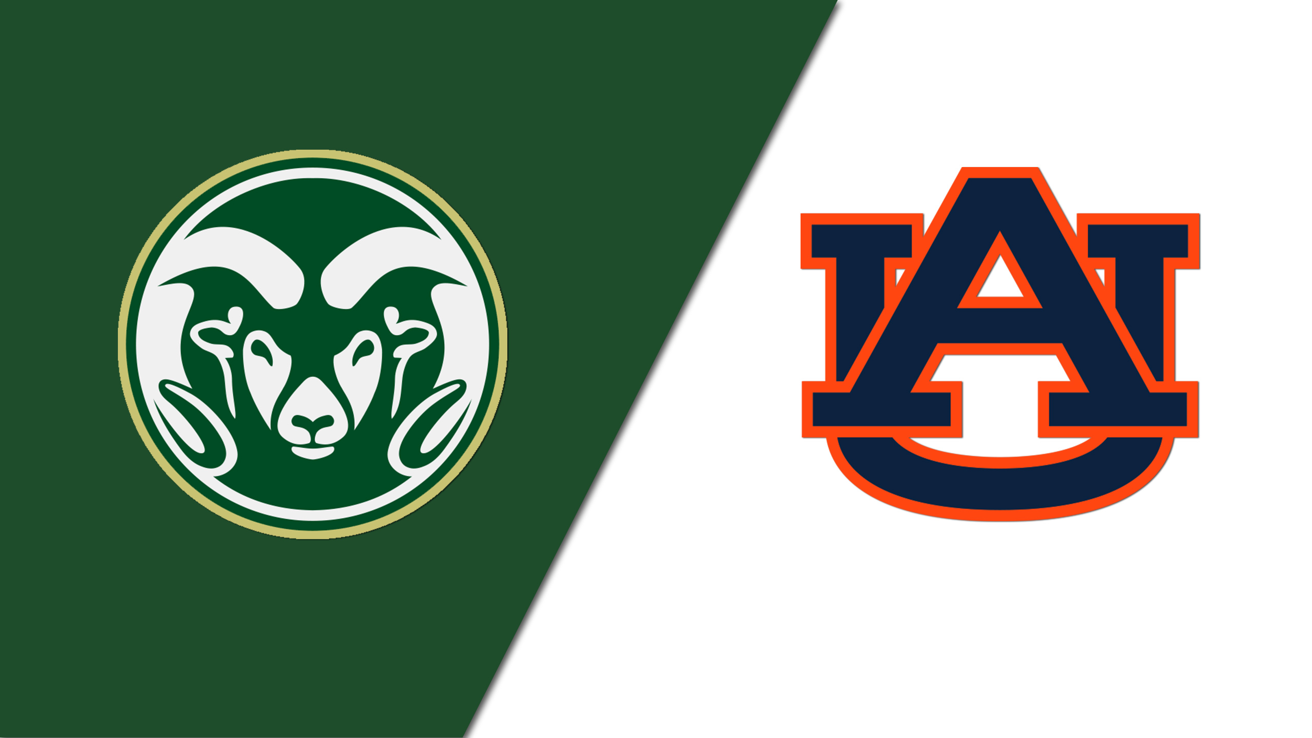 Colorado State vs. Auburn (Site 5 / Game 1) (re-air)