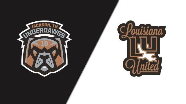 Jackson TN vs. Louisiana United (Regional Final)