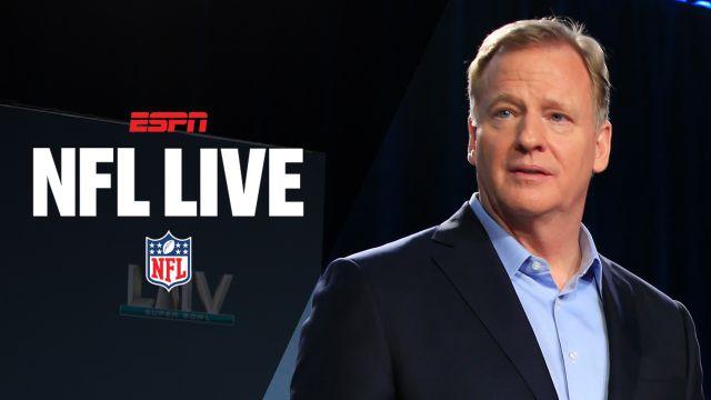 Fri, 3/27 - NFL Live
