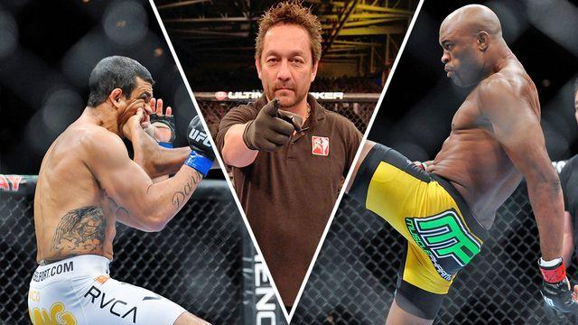 Yamasaki revela bastidores do primeiro UFC no Brasil e conta como viu o nocaute de Anderson em Belfort
