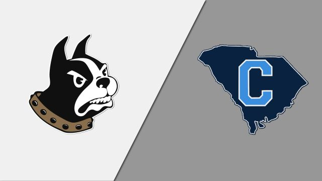 Wofford vs. The Citadel (W Volleyball)
