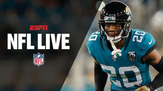 Thu, 10/17 - NFL Live