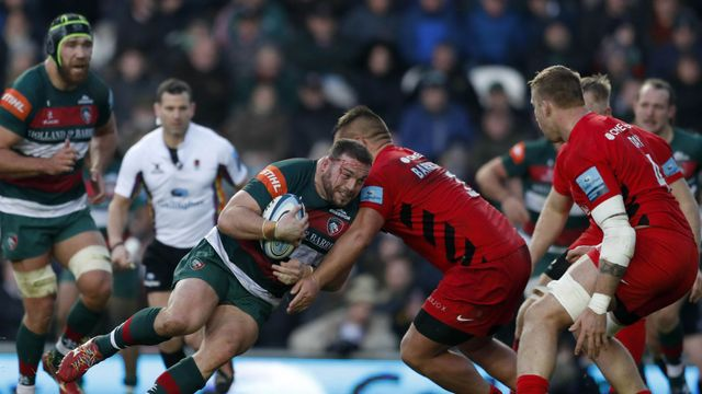 Saracens vs. Leicester Tigers