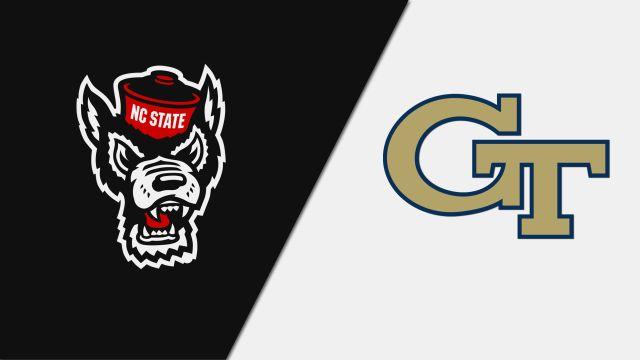 #8 Georgia Tech vs. #14 NC State (Semifinal #2) (Baseball)