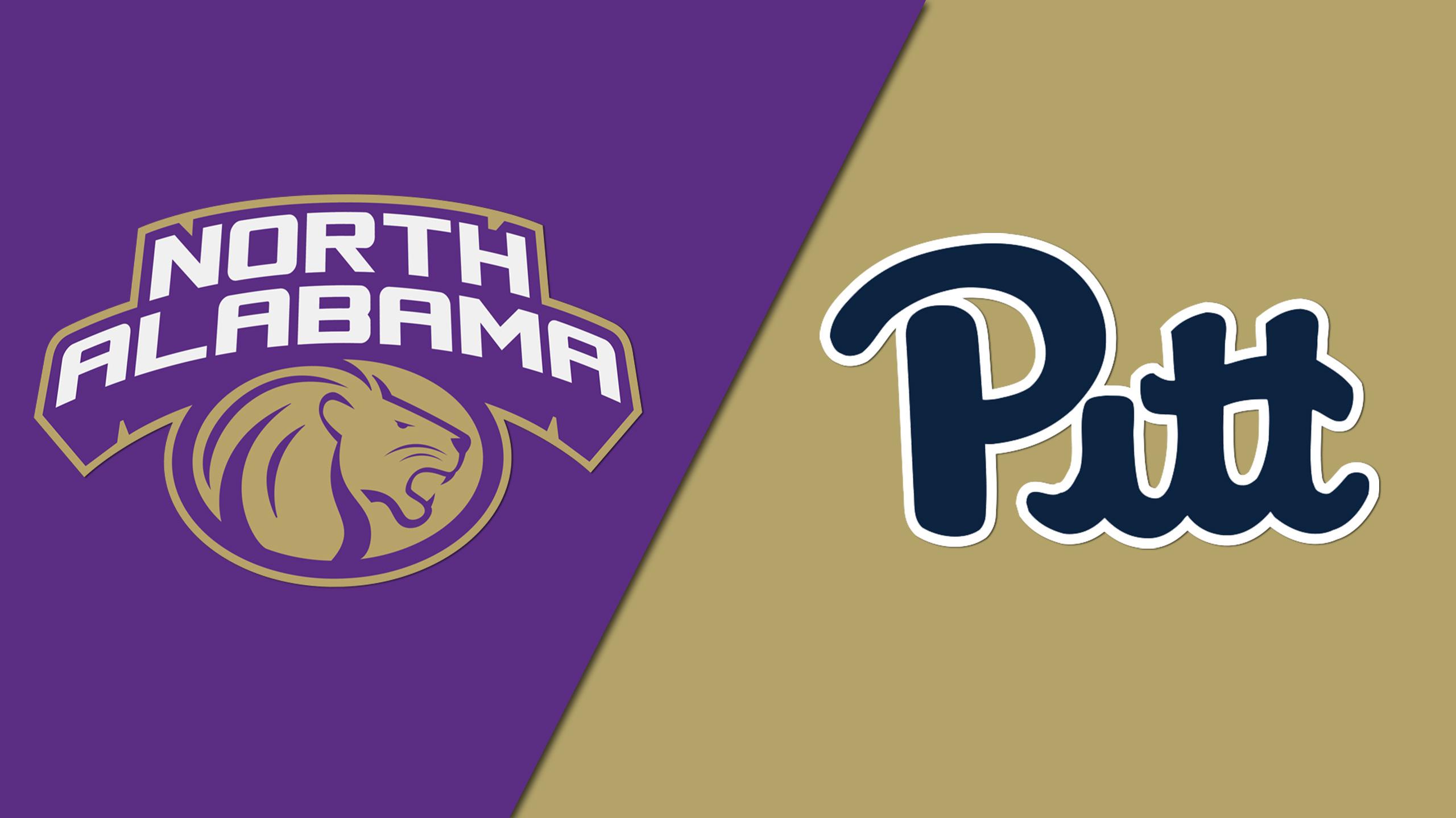 North Alabama vs. Pittsburgh (M Basketball)