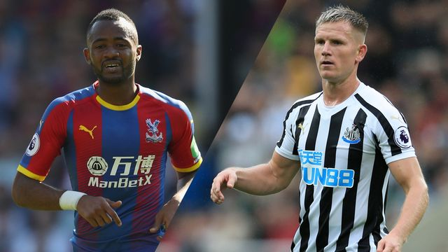 Crystal Palace vs. Newcastle