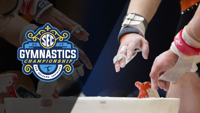 SEC Gymnastics Championship - All-Around (Afternoon Session)