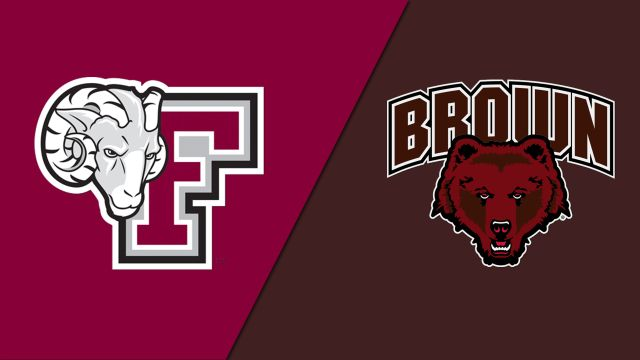 Fordham vs. Brown (Court 1)