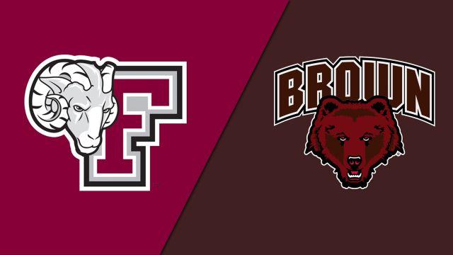 Fordham vs. Brown (Court 1)