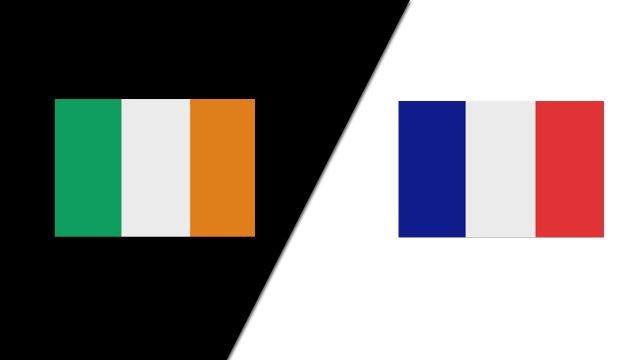 Republic of Ireland vs. France (Group Stage)