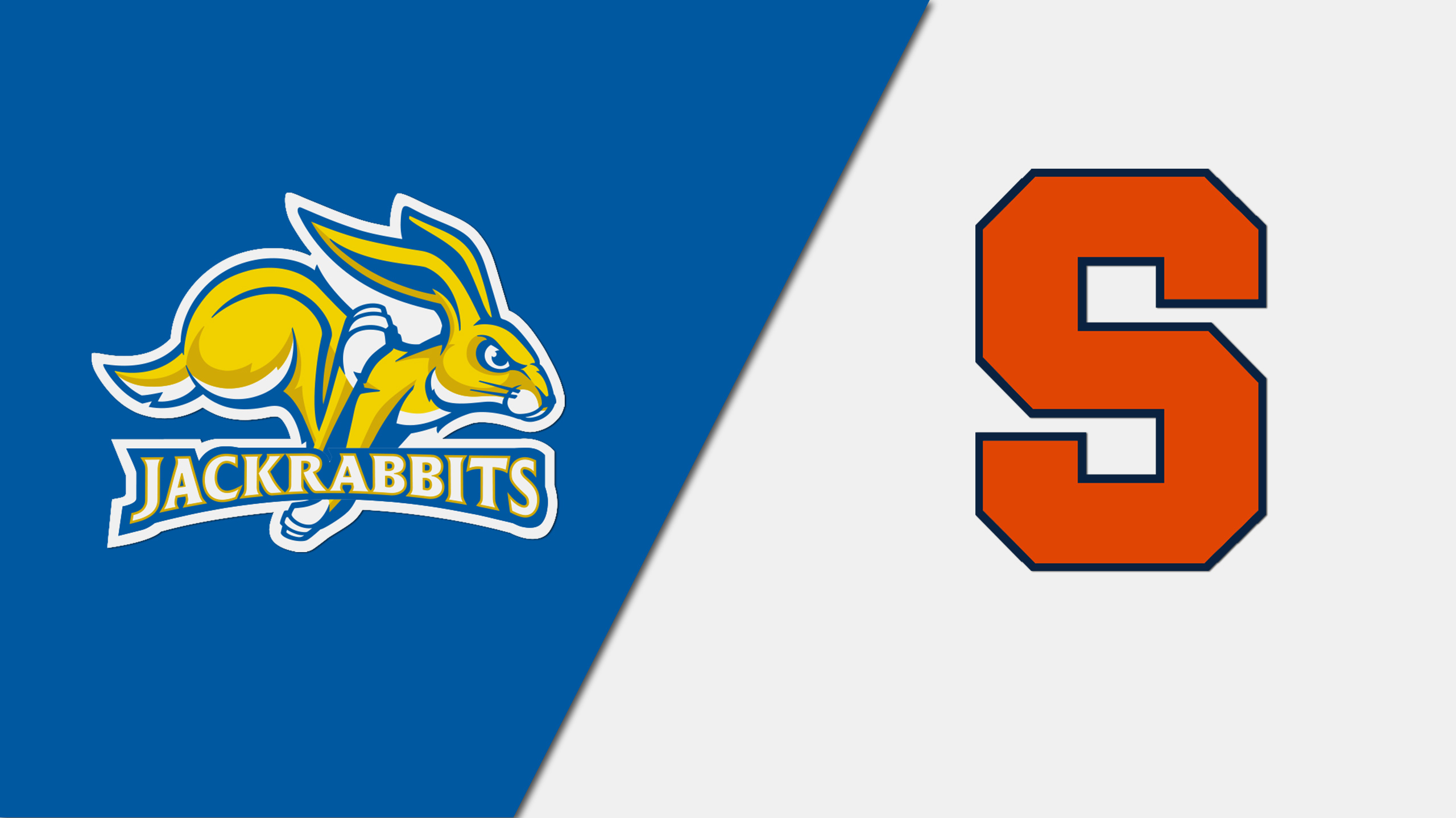 #6 South Dakota State vs. #3 Syracuse (Second Round) (re-air)