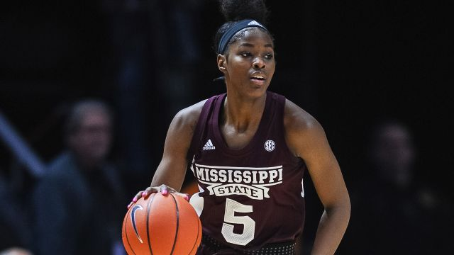 #9 Mississippi State vs. Auburn (W Basketball)