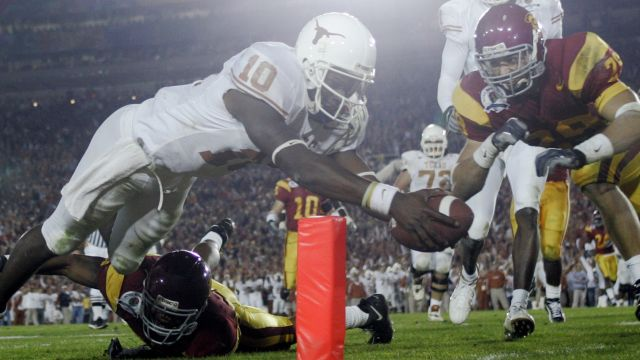 USC Trojans vs. Texas Longhorns (re-air)