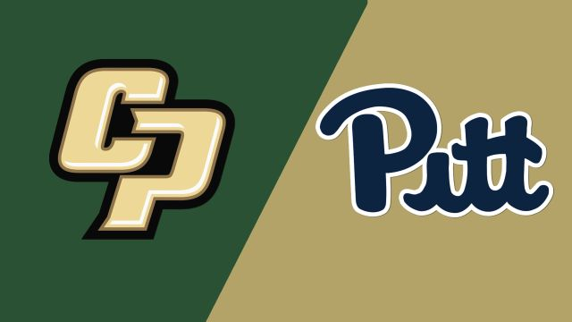 #24 Cal Poly vs. #20 Pittsburgh (W Volleyball)