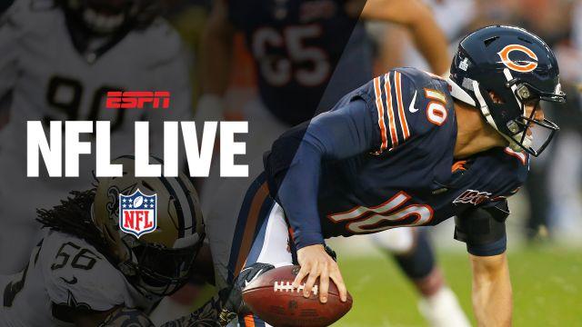 Mon, 10/21 - NFL Live