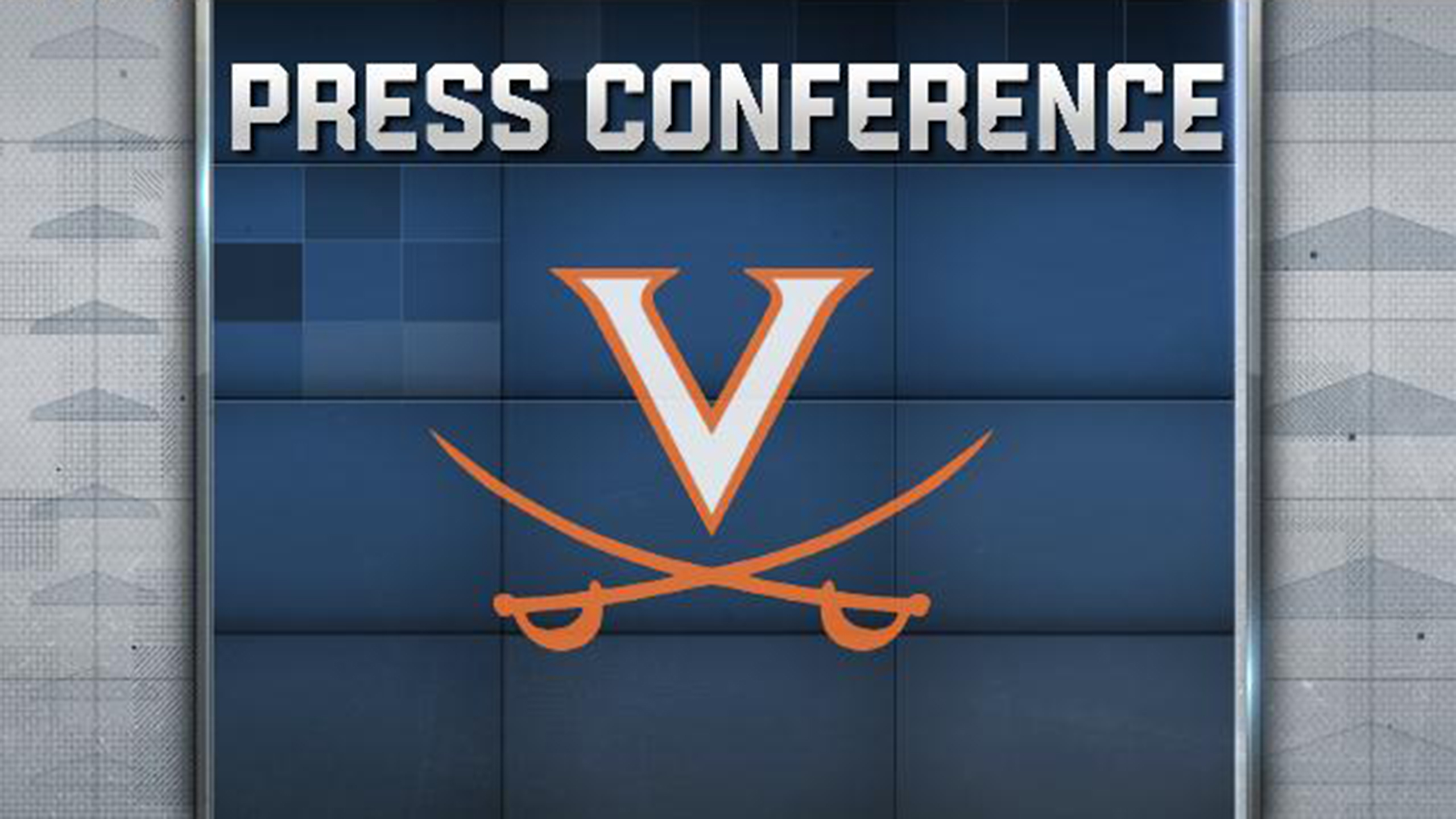 Virginia Football Press Conference
