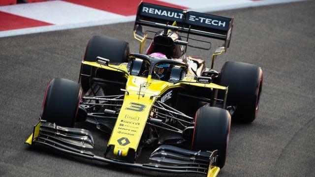 Formula 1 Singapore Airlines Singapore Grand Prix Practice 3