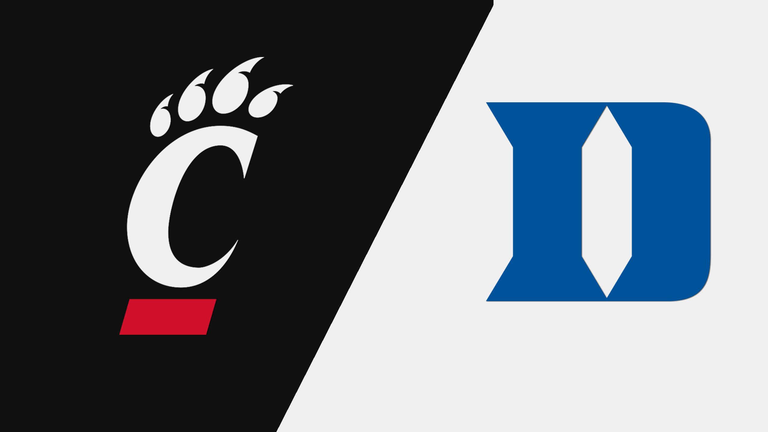 Cincinnati vs. Duke (W Volleyball)