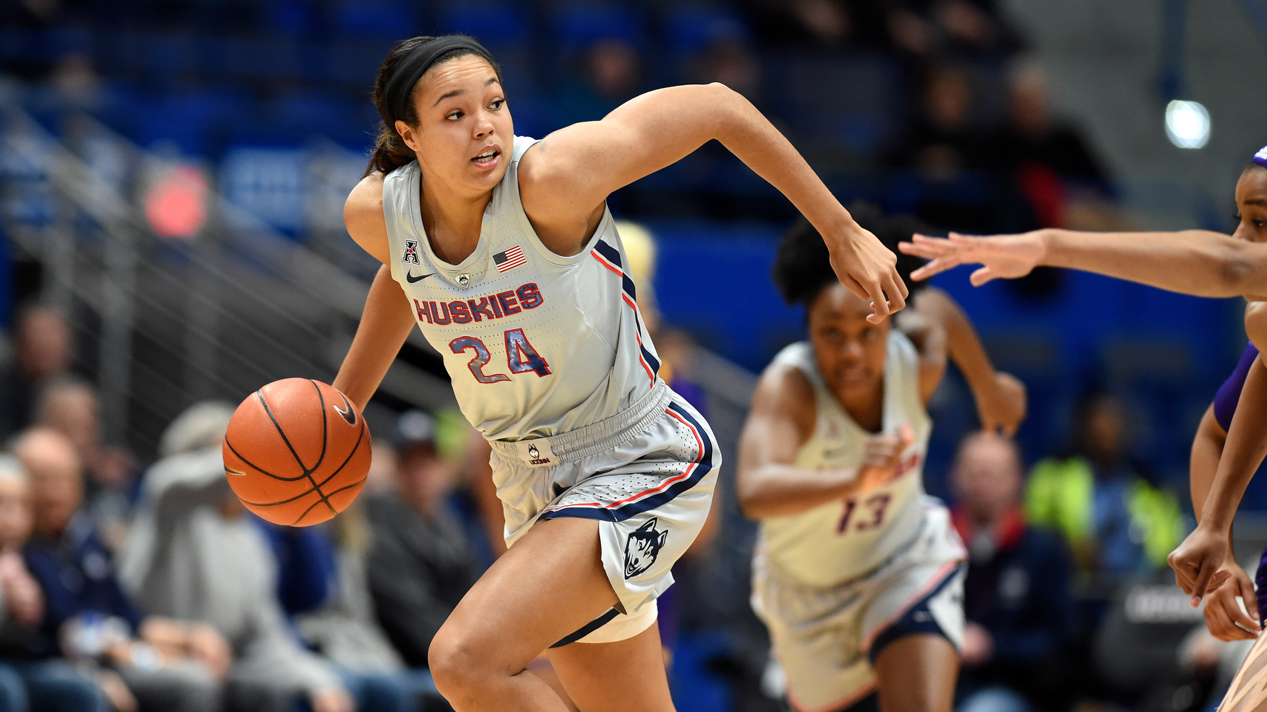 #3 Connecticut vs. Tulsa (W Basketball)