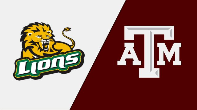 Southeastern Louisiana vs. Texas A&M (Softball)