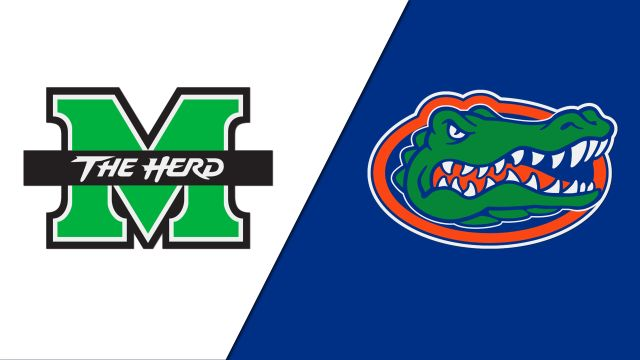 Marshall vs. #10 Florida (Baseball)