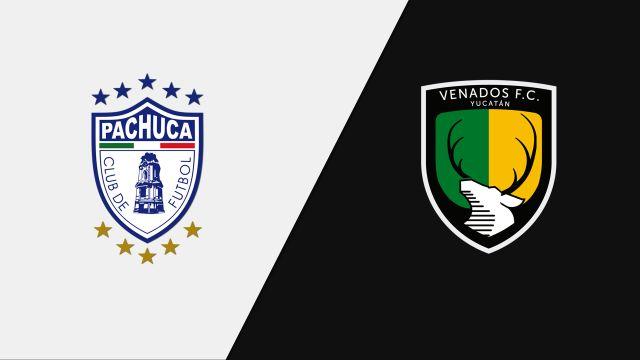 In Spanish-Monarcas vs. Cafetaleros de Chiapas (Octavos de final - Partido de vuelta) (Copa MX)
