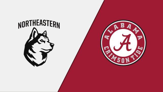 Northeastern vs. Alabama (Baseball)