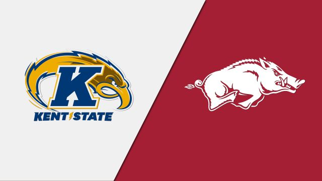 Kent State vs #21 Arkansas (Softball)