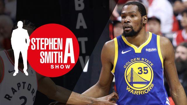 Mon, 6/17 - The Stephen A. Smith Show Presented by Progressive