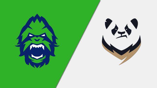 Vancouver Titans vs. Chengdu Hunters (Esports)