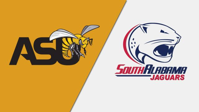 Alabama State vs. South Alabama (Football)