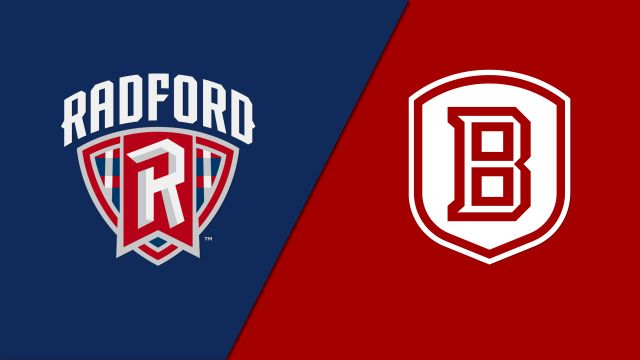 Radford vs. Bradley (M Basketball)