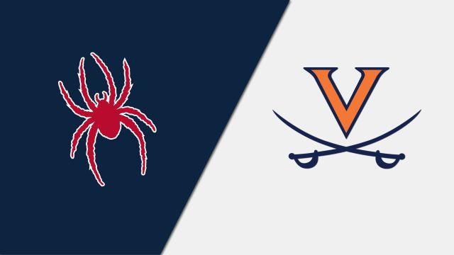 Richmond vs. #6 Virginia (W Lacrosse)