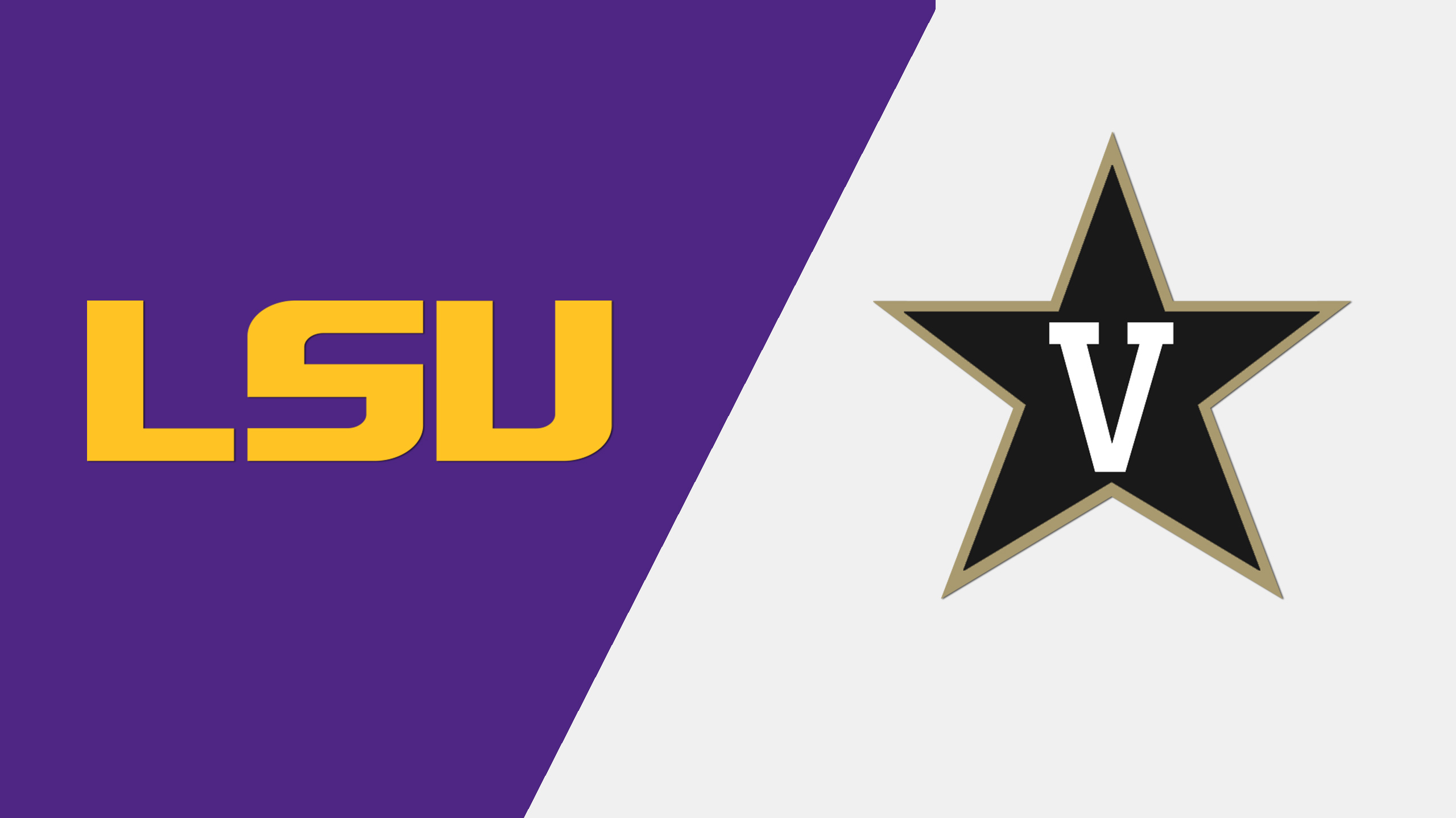 LSU vs. Vanderbilt (W Basketball) (re-air)