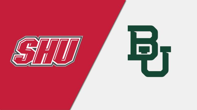 Sacred Heart vs. Baylor (First Round) (NCAA Women's Volleyball Tournament)